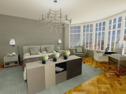 Luxury Hampstead apartment