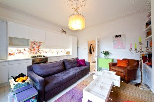 Small Space Islington / Living