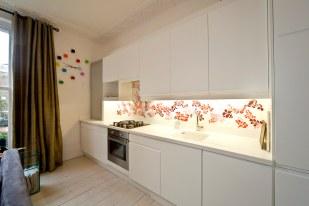 Small Space Islington / Kitchen